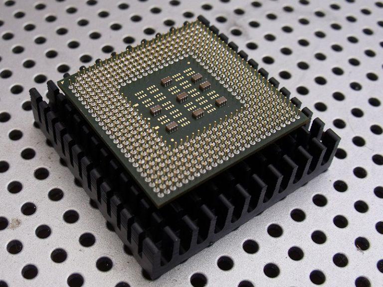 پردازنده سرور
